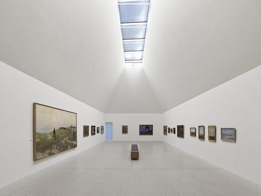 Art Museum Ahrenshoop / Licht Kunst Licht AG. Imagem © Stefan Müller