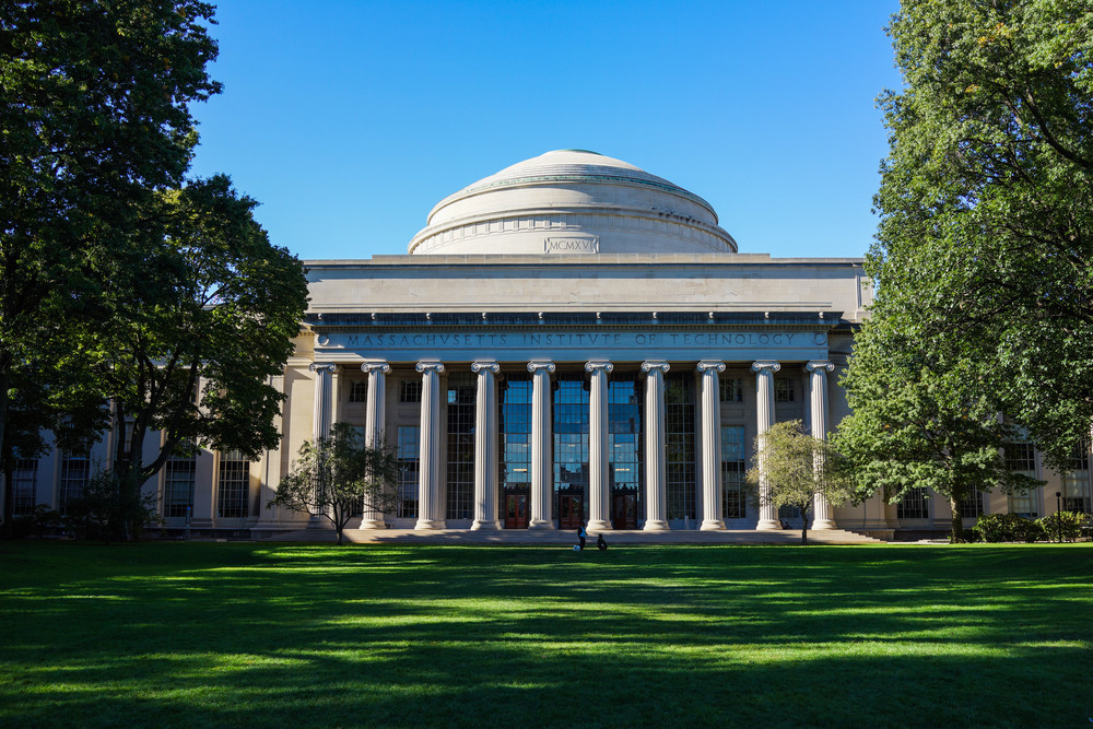 Beau The Top 100 Universities In The World For Architecture, Massachusetts  Institute Of Technology (MIT