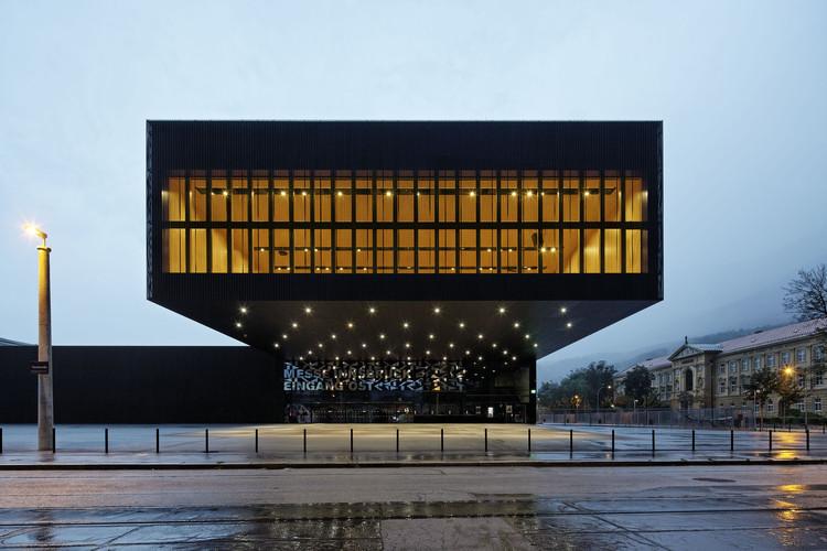 Sala de Exposições / ARGE CNBZ Architects, © Hanspeter Schiess