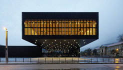 Innsbruck Trade Fair A / ARGE CNBZ Architects