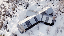 Cabaña en Femunden / Aslak Haanshuus Arkitekter