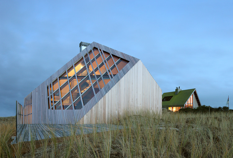 Dune House / Marc Koehler Architects, © Filip Dujardin
