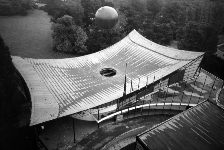 Clássicos da Arquitetura: Pavilhão de Bruxelas 1958 / Sérgio Bernardes, via Bernardes Arquitetura