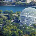 Buckminster Fuller's Dome. Image © Flickr user abdallahh