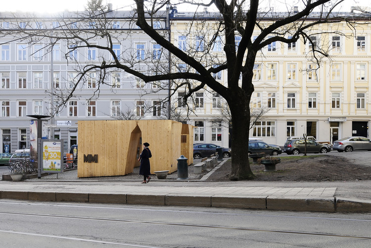 MM1 - Sala para Exposições de Arte Contemporânea / Rintala Eggertsson Architects, © Are Carlsen