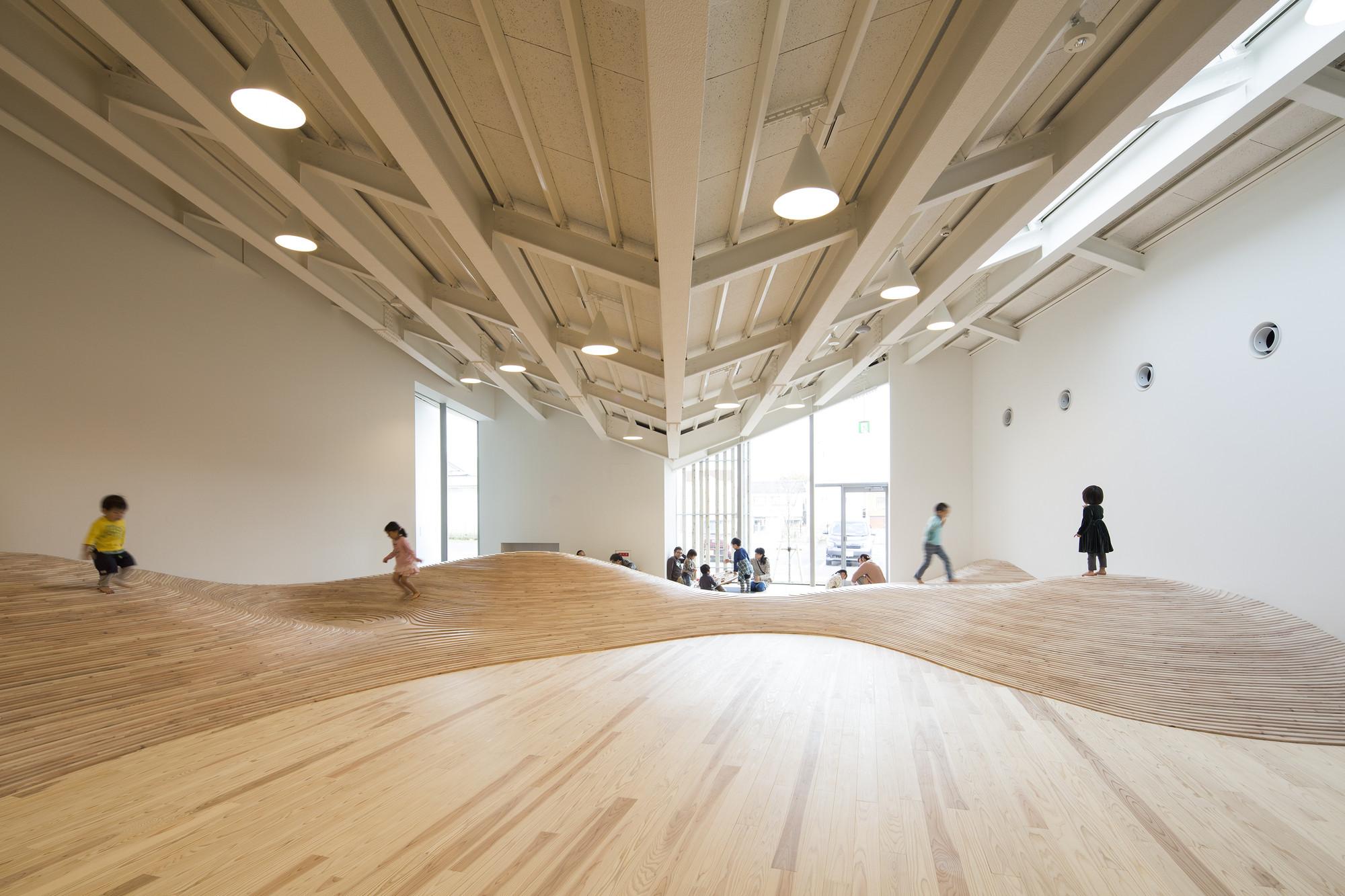 Plaza Comunitaria Towada / Kengo Kuma & Associates, © Kenta Hasegawa