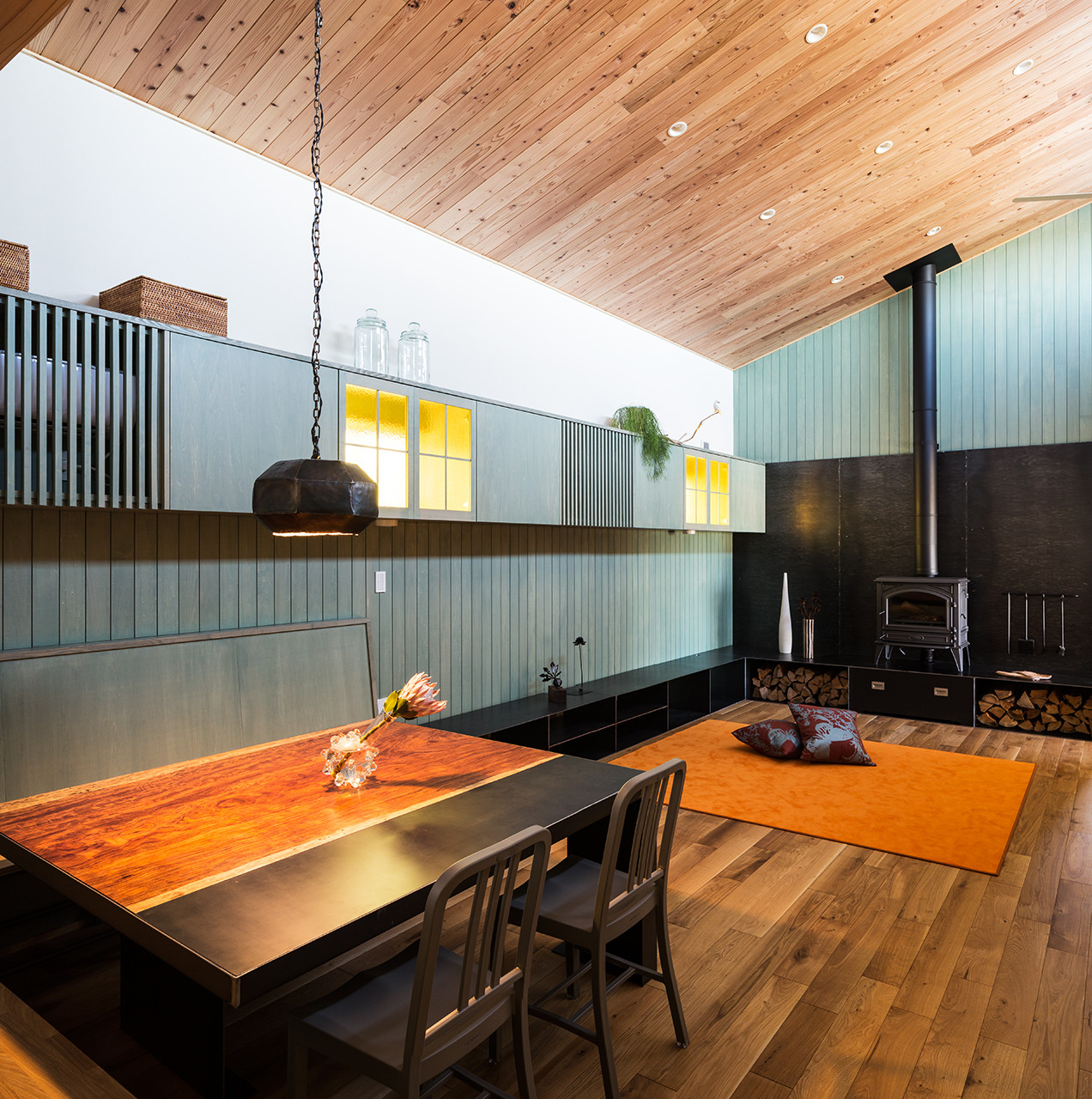 Farmhouse / Minako Wakasa , © Yoshihiro Asada