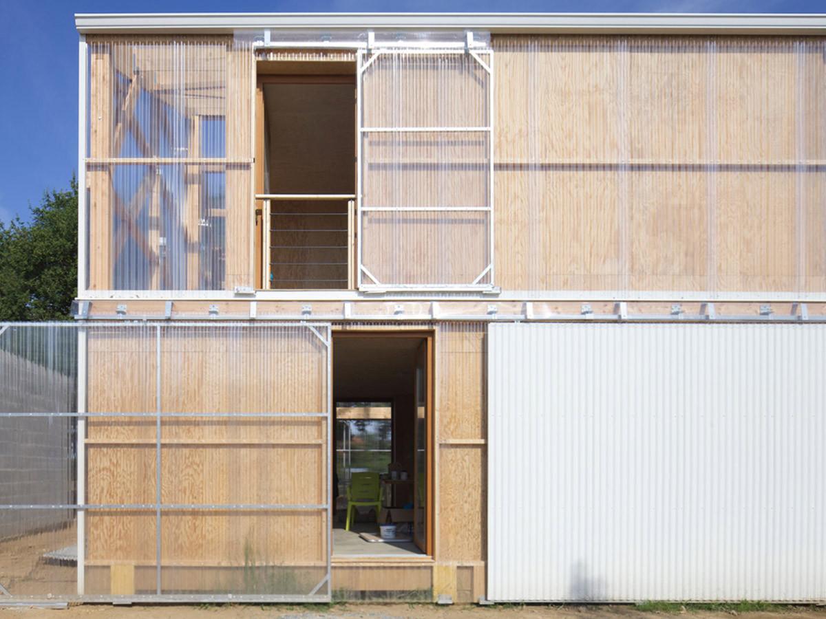 Maison D / Fouquet Architecture Urbanisme, © Philippe Ruault