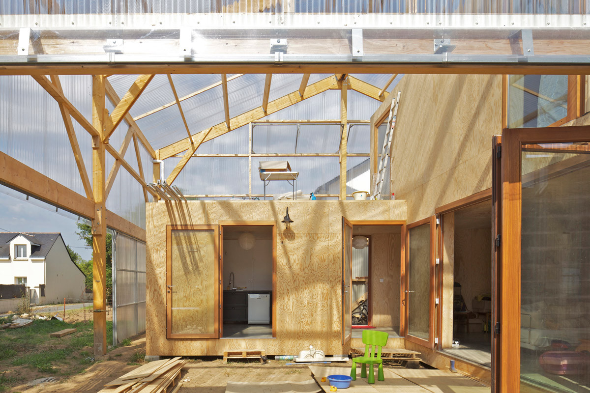 Casa d fouquet architecture urbanisme plataforma for Garage mano coueron