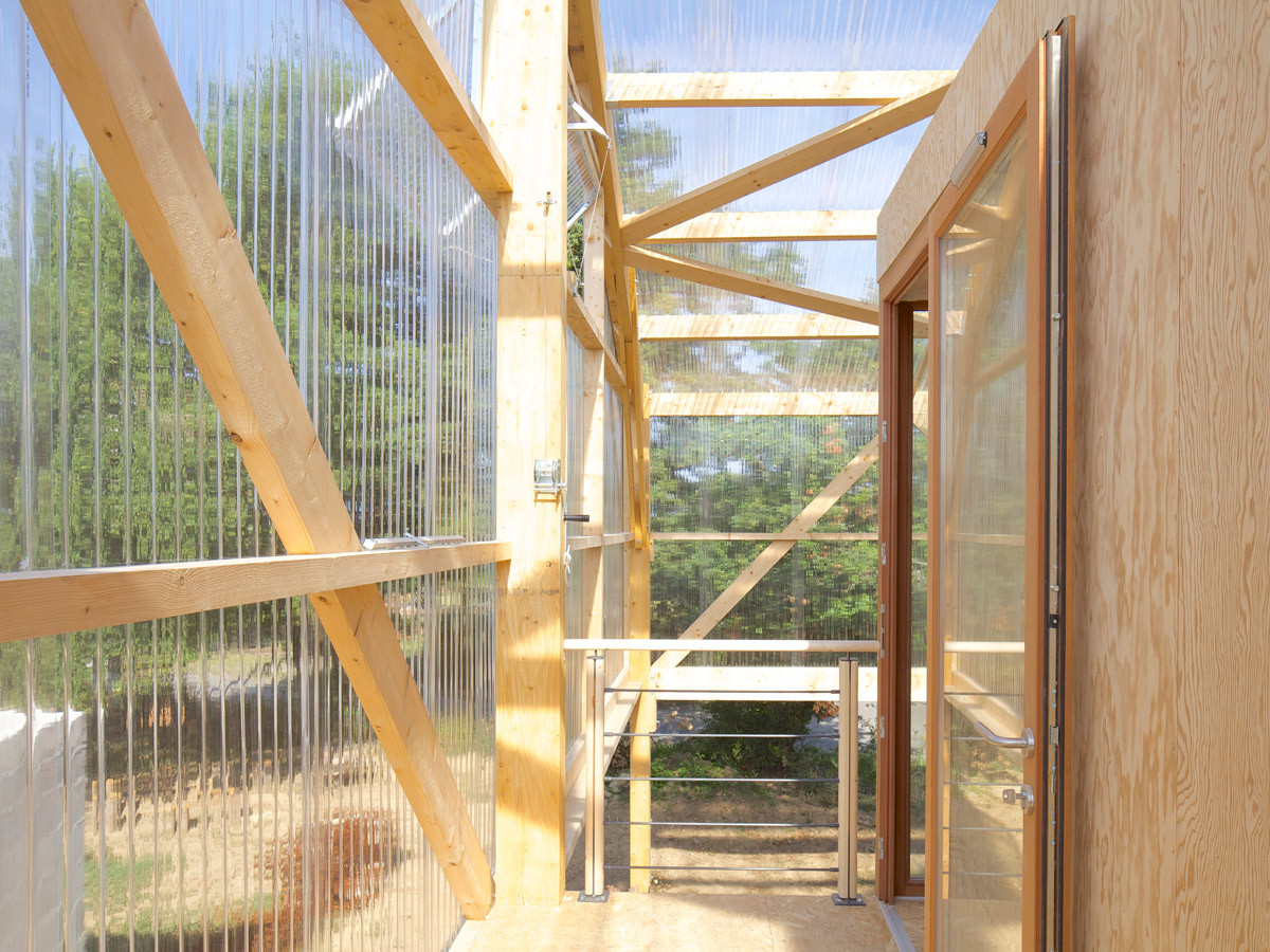 Galeria de casa d fouquet architecture urbanisme 12 for Architecture urbanisme