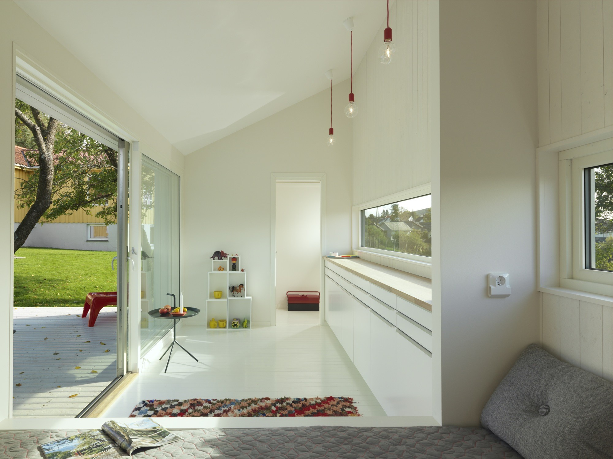Slice saunders architecture archdaily for Maison interieur