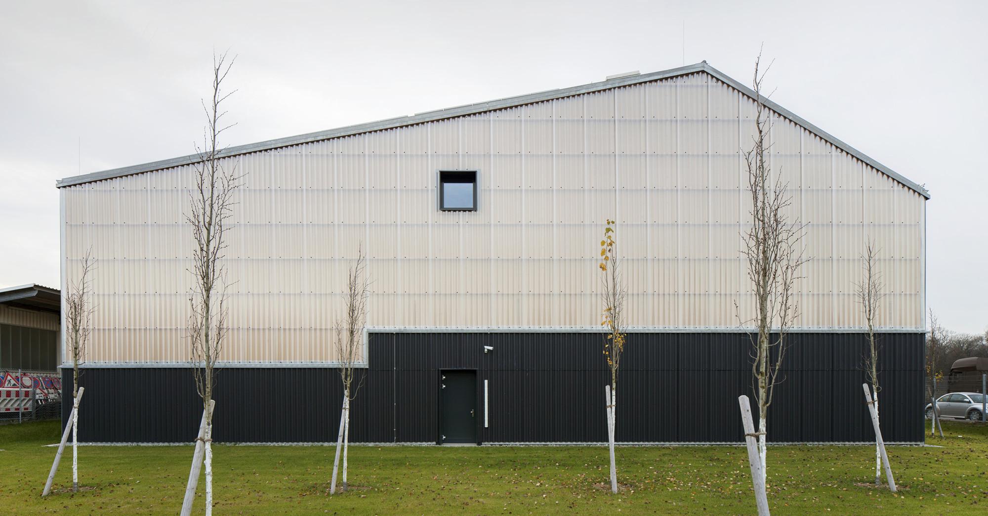Depósito Central de Arte enFriburgo / Pfeifer Kuhn Architekten, © Claudius Pfeifer