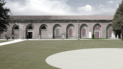 OMA Designs Chinese Pavilion for 2015 Venice Art Biennale