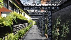 Arquitectura de Paisaje Campus Corporativo Coyoacán / DLC Arquitectos + Colonnier y Asociados