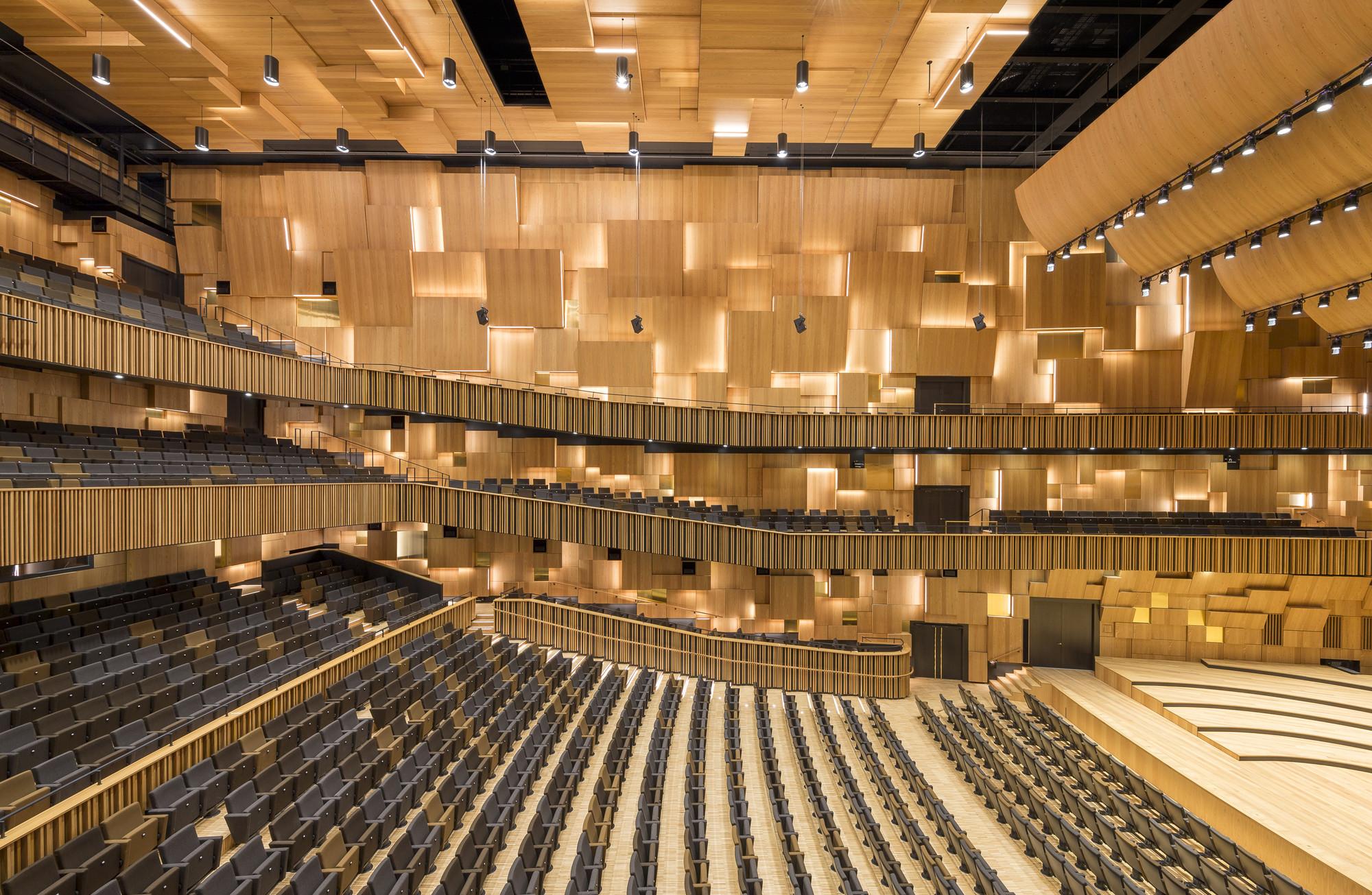 Galeria De Centro Cultural E Sala De Concertos Em Malm Interiors Inside Ideas Interiors design about Everything [magnanprojects.com]