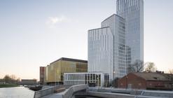 Centro Cultural e Sala de Concertos em Malmö / Schmidt Hammer Lassen Architects