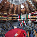 Kenyatta International Conference Centre, Nairobi (Kenya), by Karl Henrik Nostvik, 1967-1973. Image © Iwan Baan