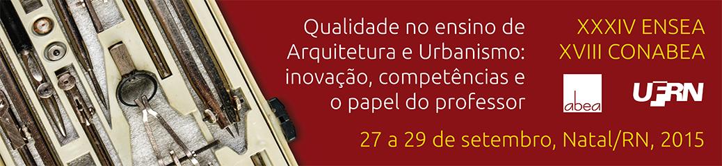 Abea abre chamada para Encontro Nacional sobre Ensino de Arquitetura, via Abea
