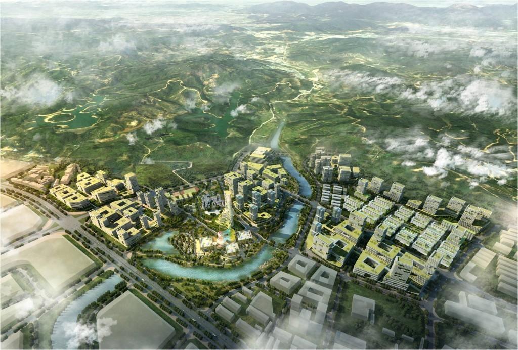 Chamada de projetos: PINGDI 1.1 Alternativas para arquitetura de baixa emissão de carbono, © PINGDI Pilot Zone