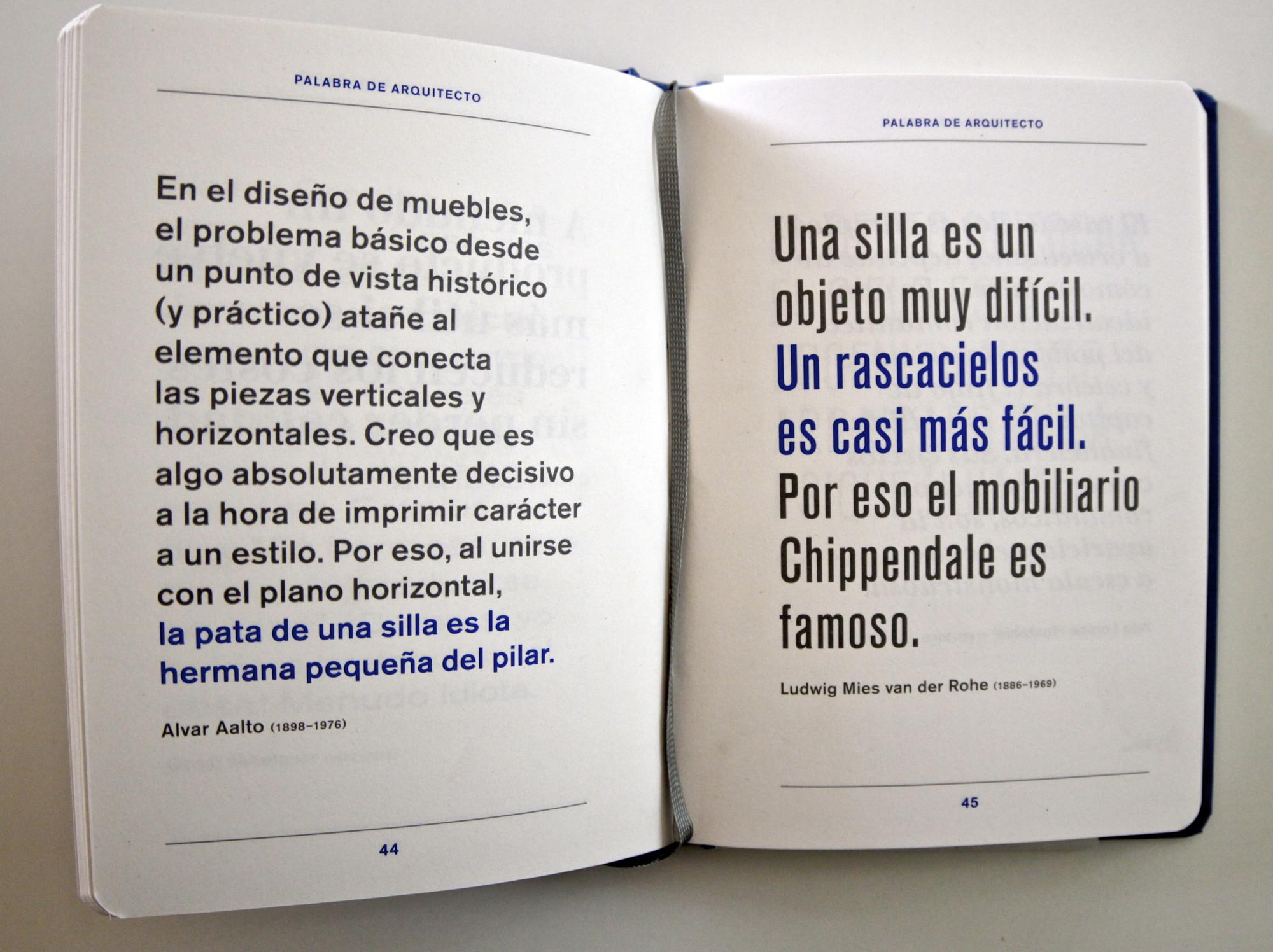 Palabra de Arquitecto / Laura S. Dushke