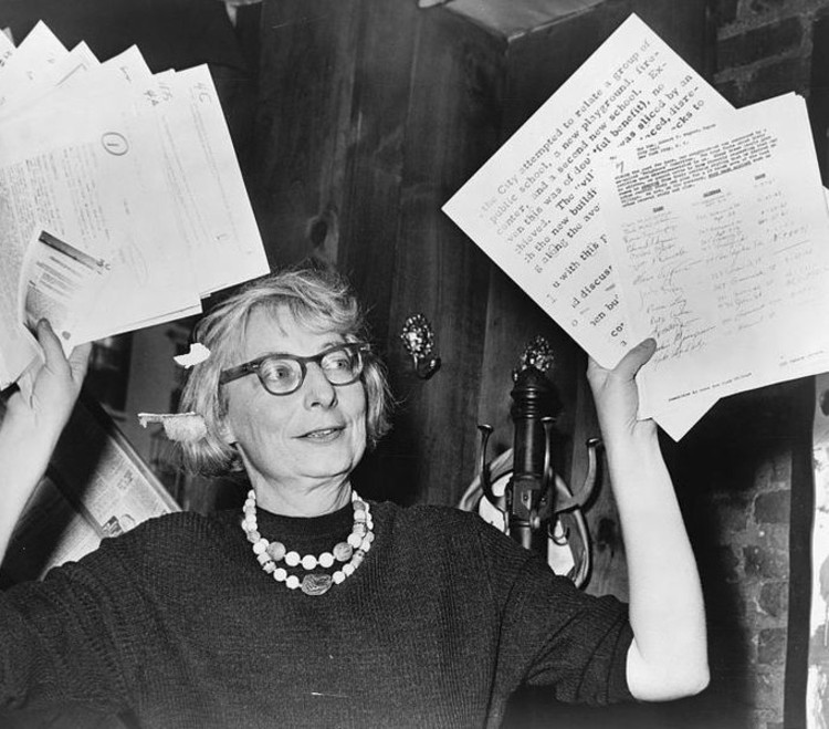 En perspectiva: Jane Jacobs, Vía Wikipedia Commons