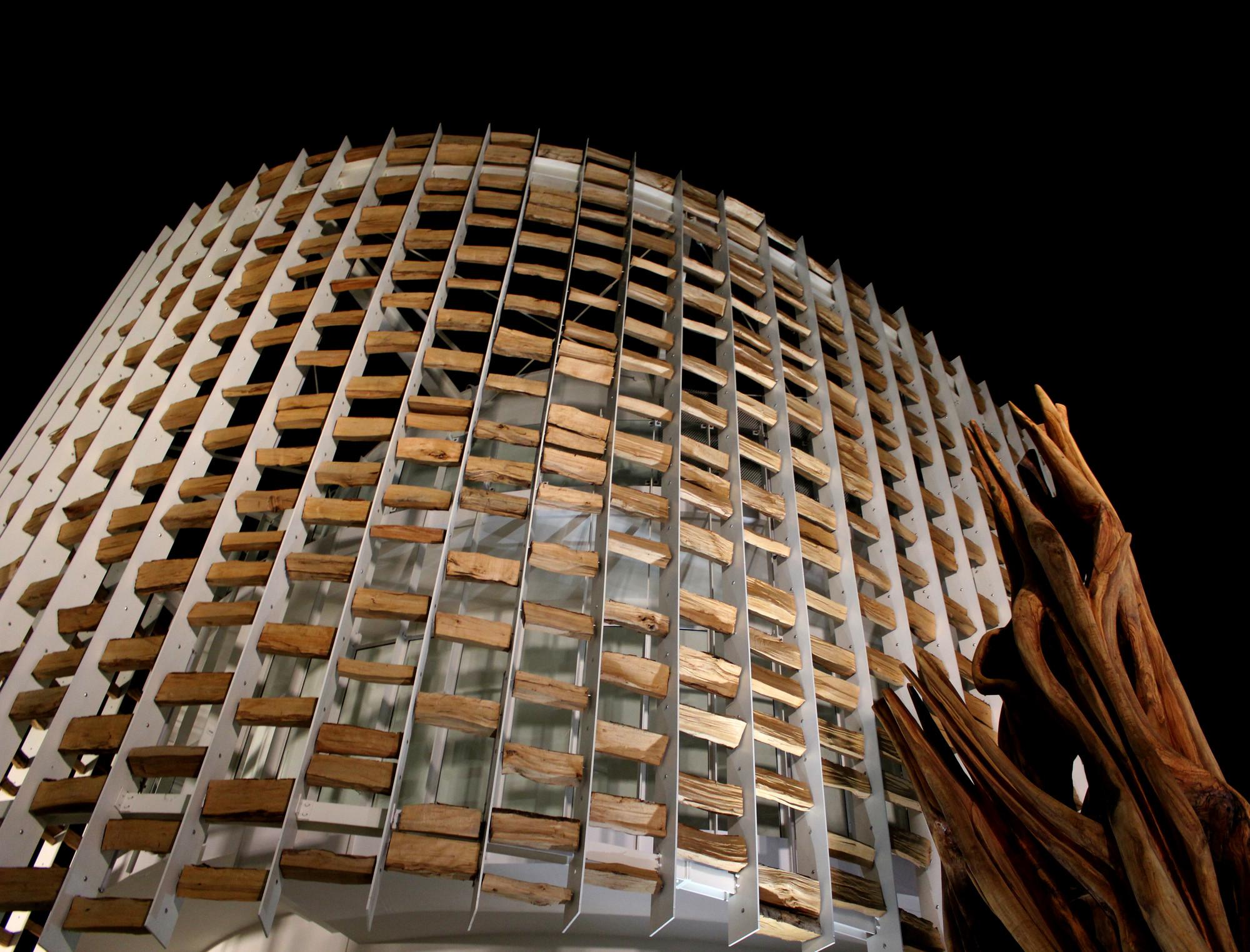Expo Milán 2015: Pabellón de Uruguay, Cortesia de INAC