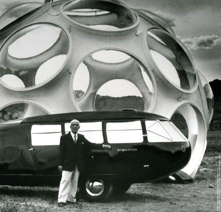 Car Talk Deems Buckminster Fuller's Dymaxion Car a Complete Failure , via ArchDaily