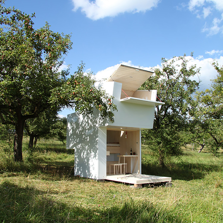 Refugio para el Espíritu / allergutendinge, Cortesía de allergutendinge
