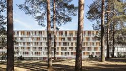 Harjunkulma Housing Block / Kirsti Sivén & Asko Takala Arkkitehdit