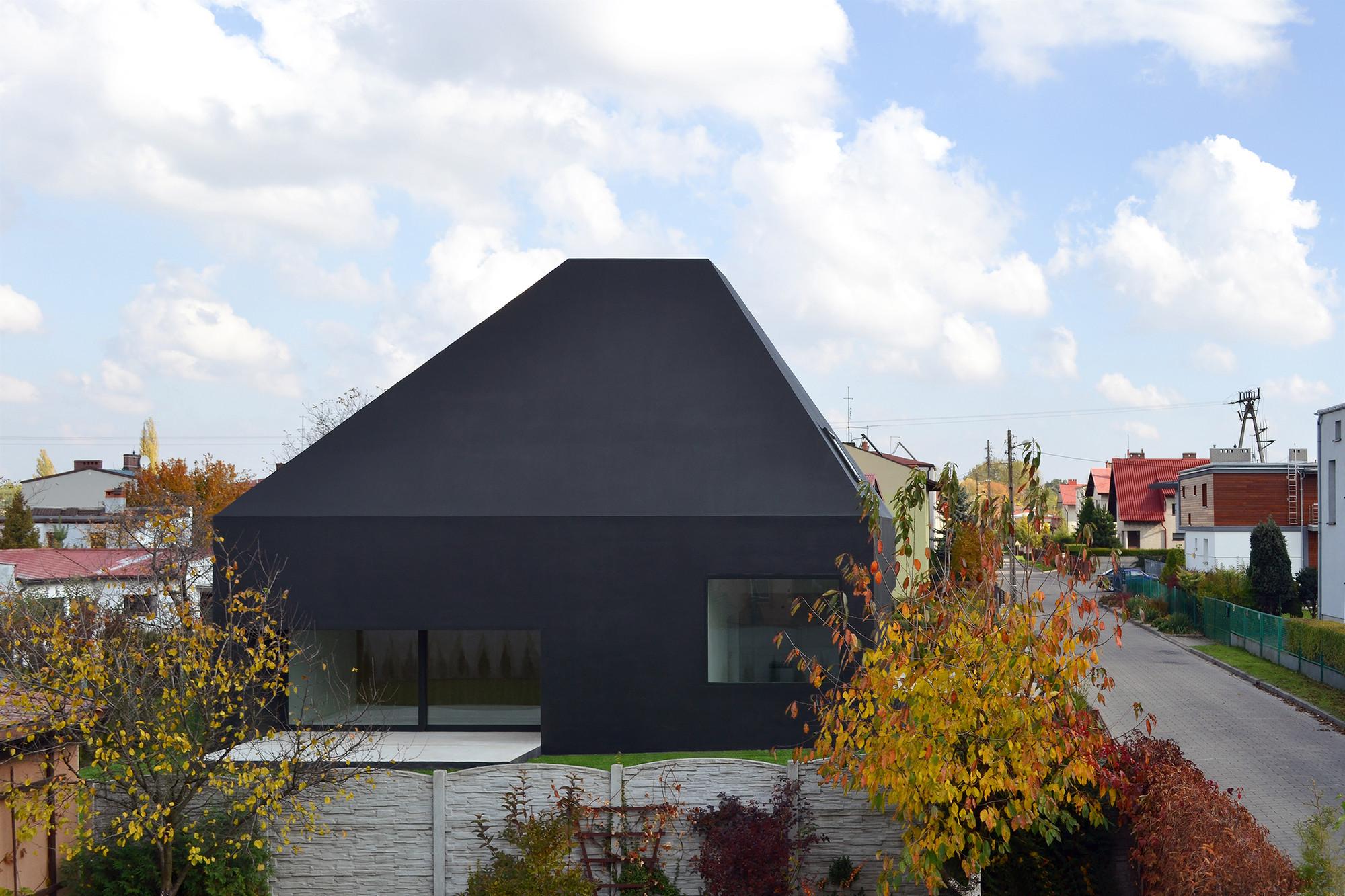 Casa en Lubliniec 2 / Dyrda Fikus Architekci, © Bartłomiej Osiński