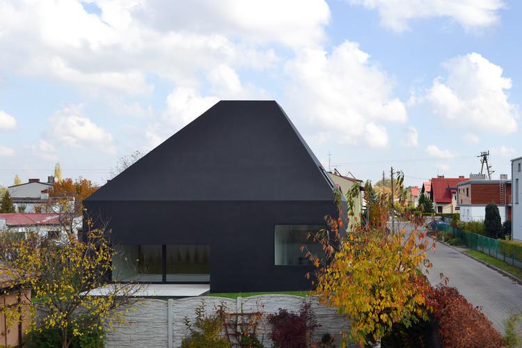Residência em Lubliniec 2 / Dyrda Fikus Architekci, © Bartłomiej Osiński