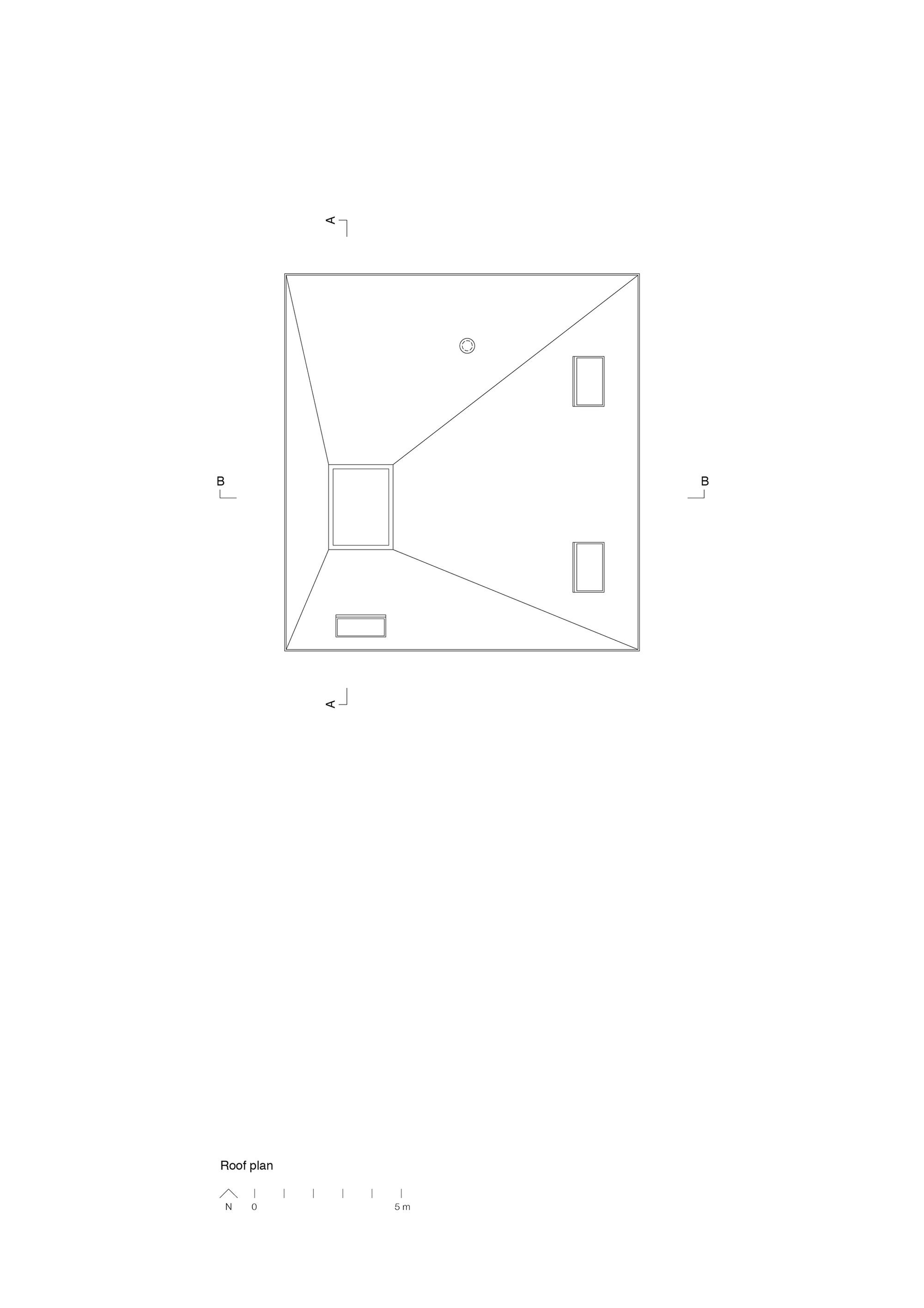 galeria de resid ncia em lubliniec 2 dyrda fikus architekci 23. Black Bedroom Furniture Sets. Home Design Ideas