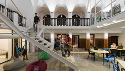 Impact Hub Belgrade  / URED architecture studio