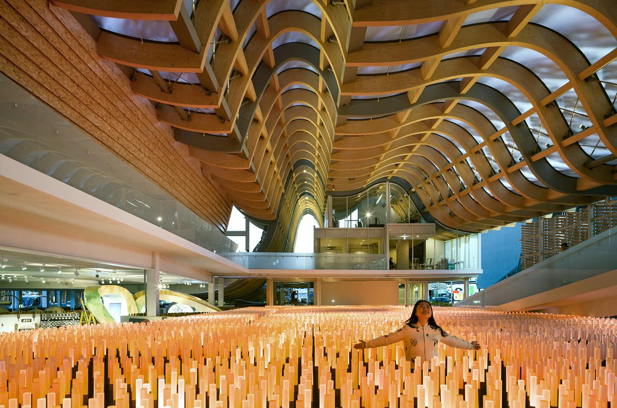 China Pavilion Milan Expo 2015 Tsinghua University