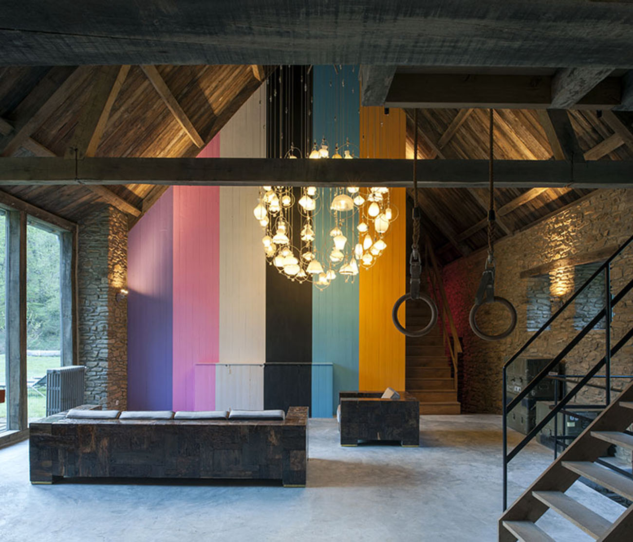 Mill Mavaleix / Piet Hein Eek, © Thomas Mayer