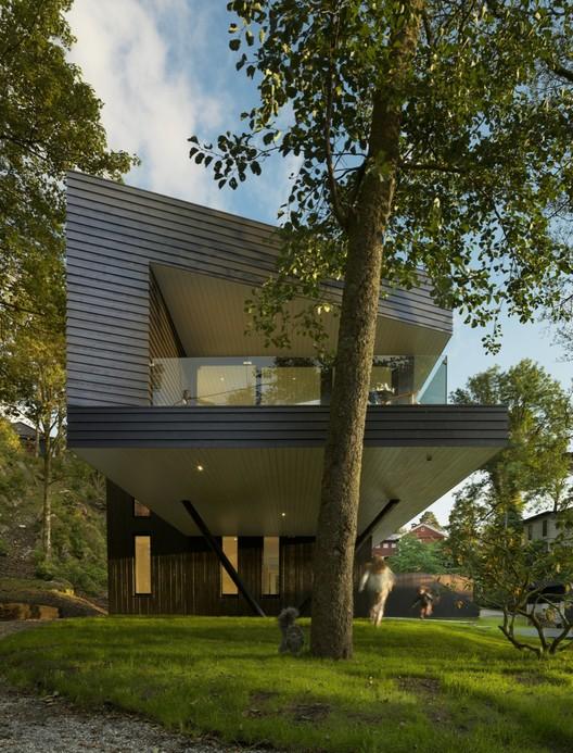 Villa S / Saunders Architecture, © Bent René Synnevåg