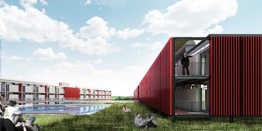 Cortesia de Arquitetos Associados