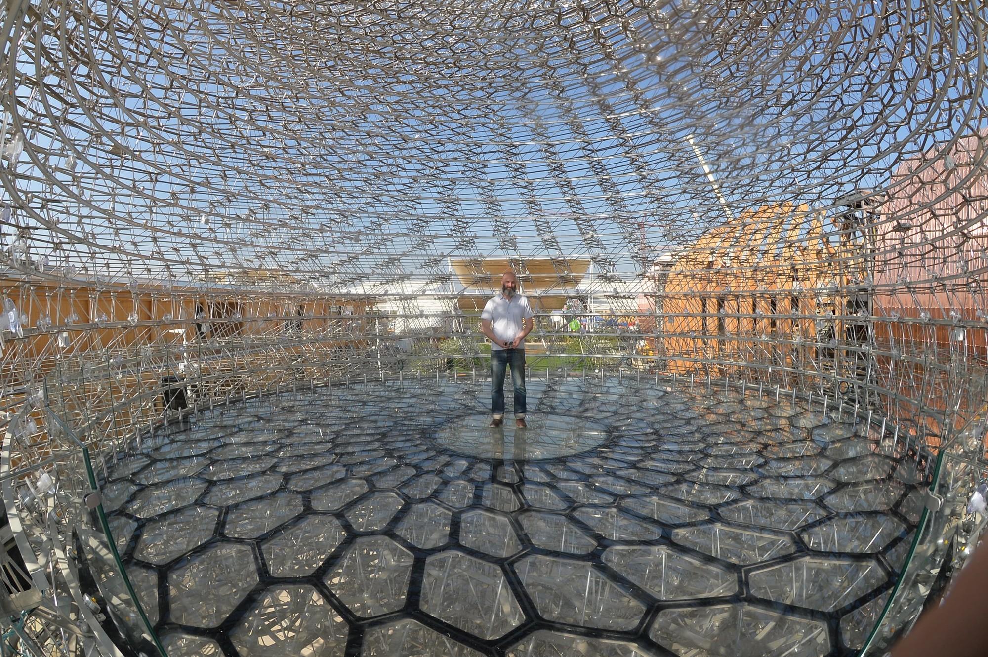 Gallery of UK Pavilion - Milan Expo 2015 / Wolfgang Buttress - 11