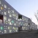 Kindergarten of Jiading New Town / Atelier Deshaus. Image © Shu He