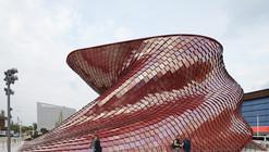 Vanke Pavilion - Milan Expo 2015 / Studio Libeskind