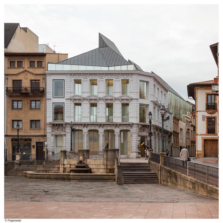Museu de Belas Artes das Astúrias / Francisco Mangado, © Pedro Pegenaute