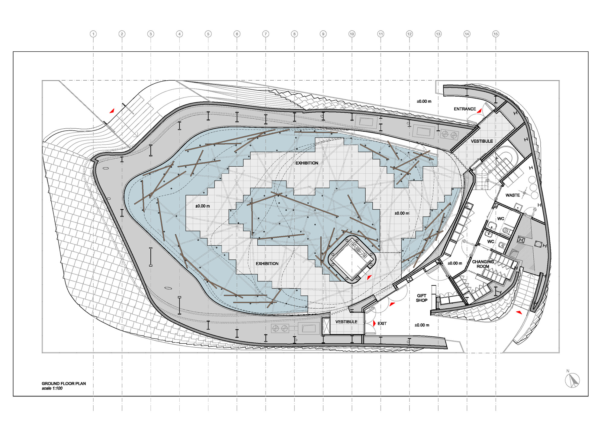 2832 Office Furniture Cad Blocks together with Tavolini 2d together with 55499220e58ece61f2000059 Vanke Pavilion Milan Expo 2015 Daniel Libeskind Ground Floor Plan in addition Node additionally Details Stairs Dwg Section For Autocad. on chair plan dwg