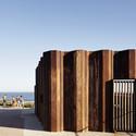 Third Wave Kiosk / Tony Hobba Architects. Image © Rory Gardiner