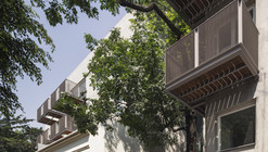 Housing Building in Mexico City / Vicente Alonso Ibarra