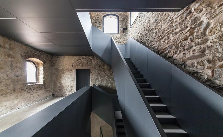 Torre del Borgo / Gianluca Gelmini, Cortesia de Gianluca Gelmini