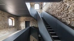 Torre del Borgo / CN10 architetti