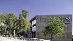 Peñalolen Community Center / Gubbins Arquitectos, Polidura + Talhouk Arquitectos