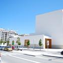 Igreja de Iesu . Image Courtesy of http://rafael-moneo.mr926.me/