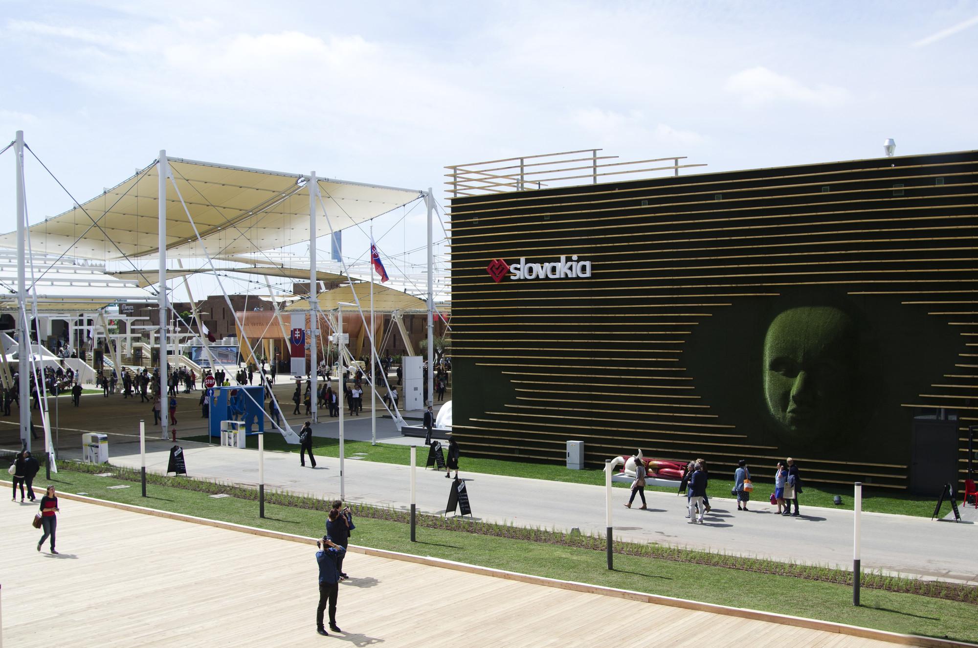 Tour Guiado por la Expo Milán 2015