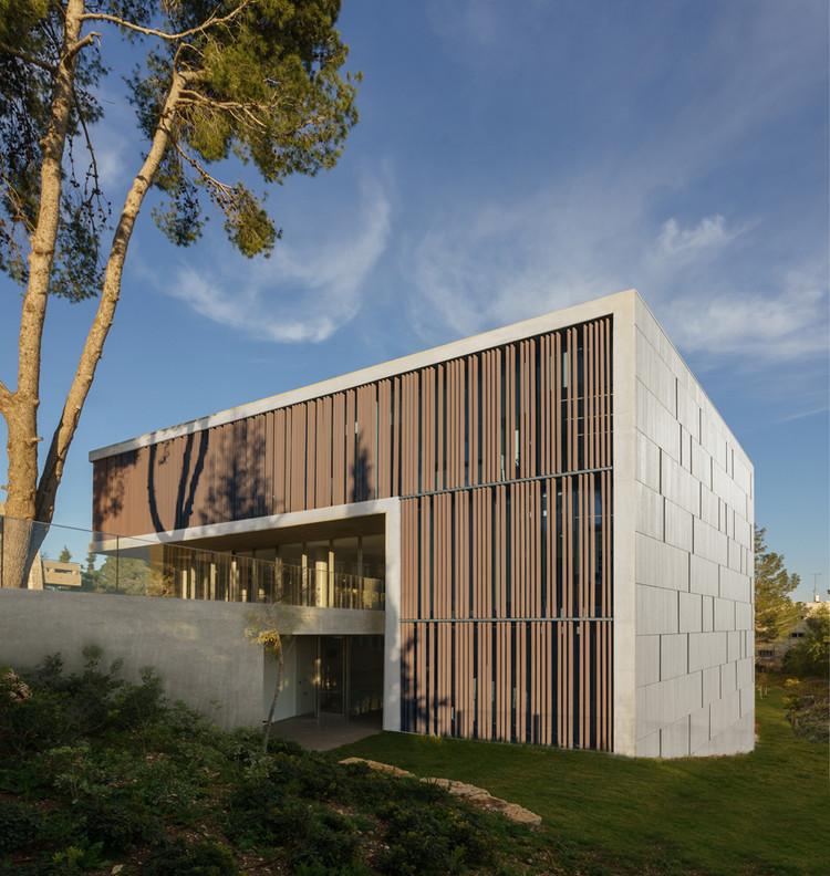 Academia de Estudos Avançados / Chyutin Architects, © Ardon Bar-Hama